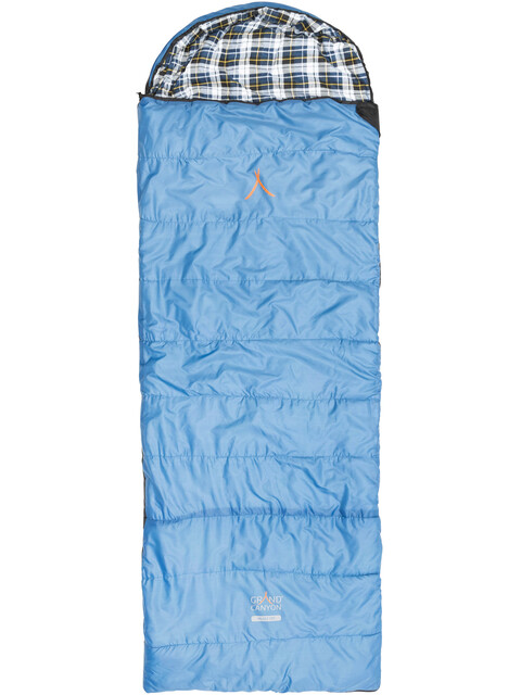 Grand Canyon Valdez 205 Sleeping Bag blue/black